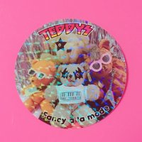 TEDDYS hologram sticker