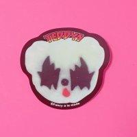 TEDDYS sticker