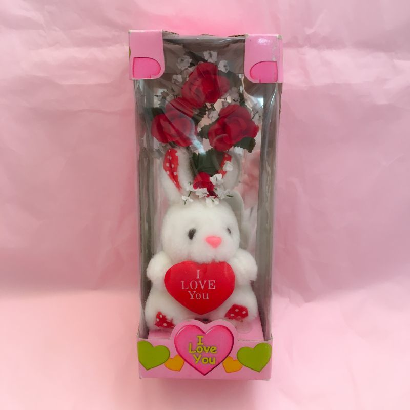 I love you bunny gift box fancy a la mode i love you bunny gift box bunny negle Images